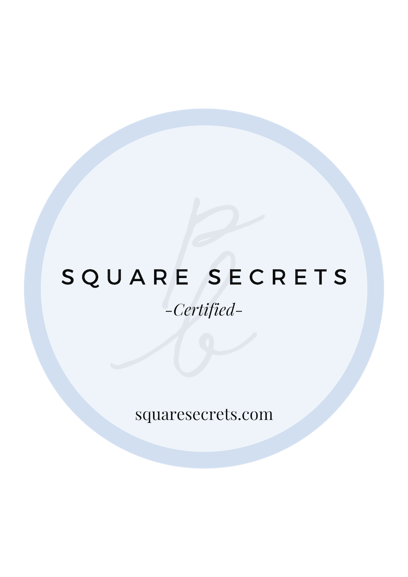 squares secrets certified