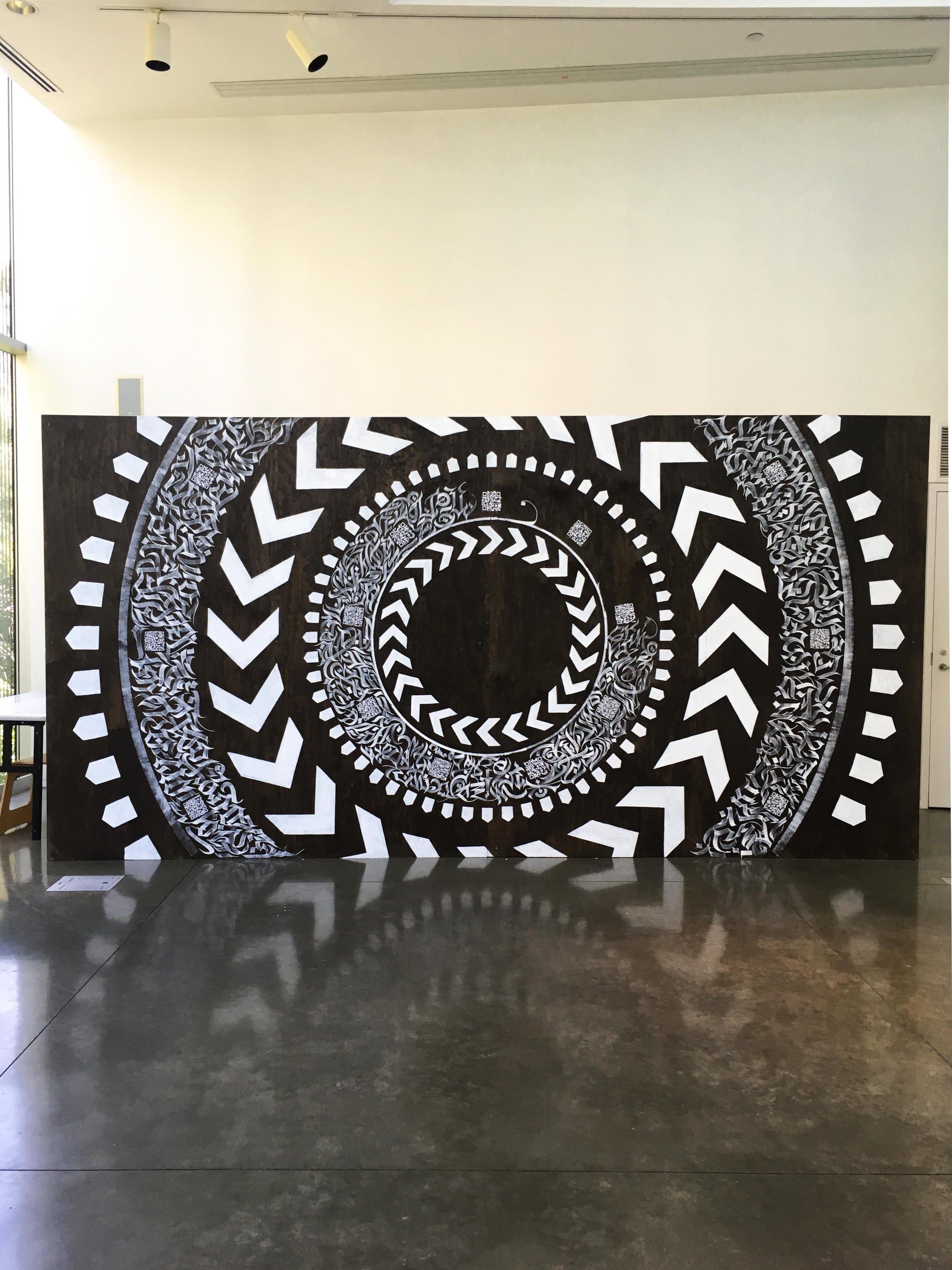 Seattle Art Museum REMIX Mural