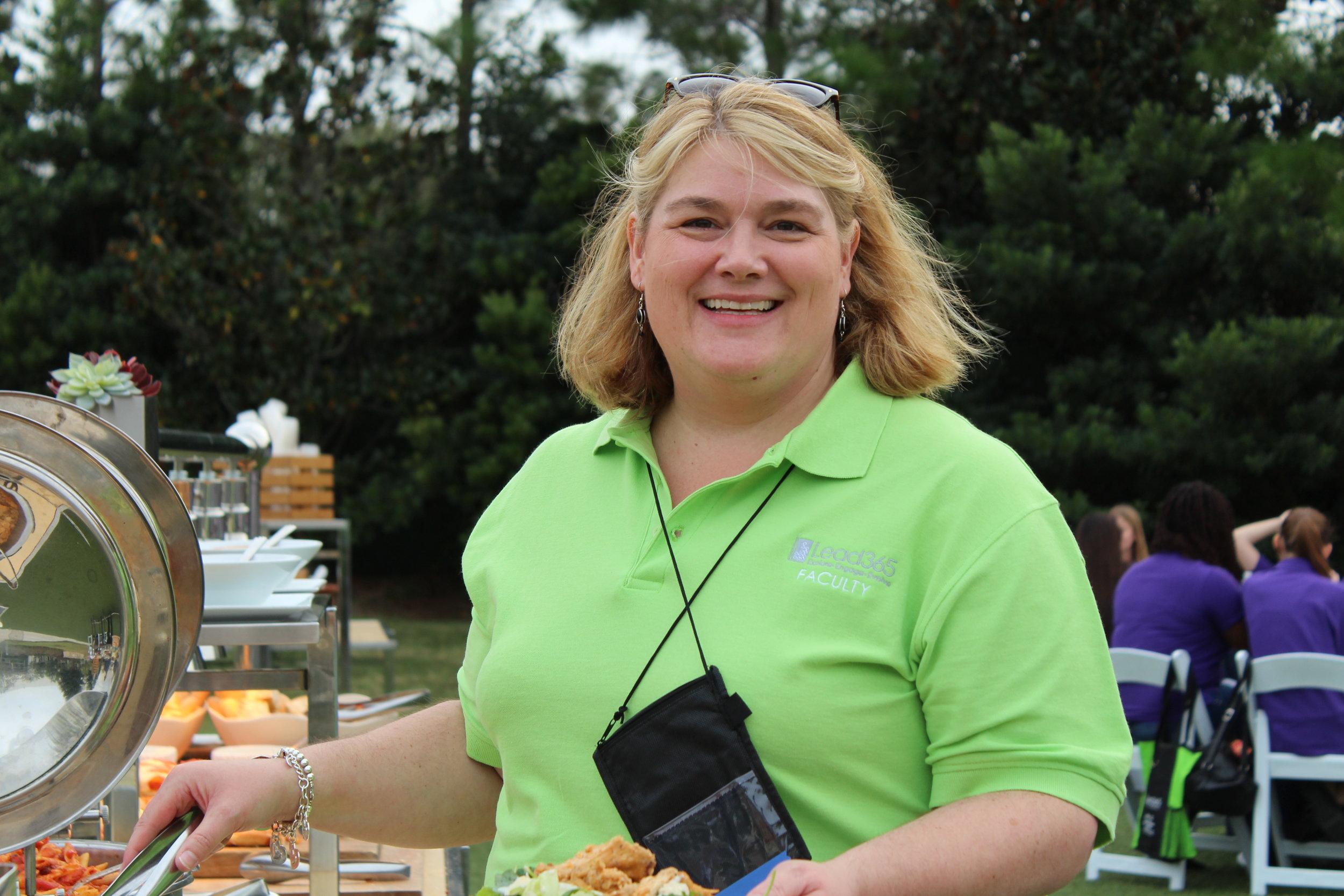 Jennifer Yawson <br> Ambassador