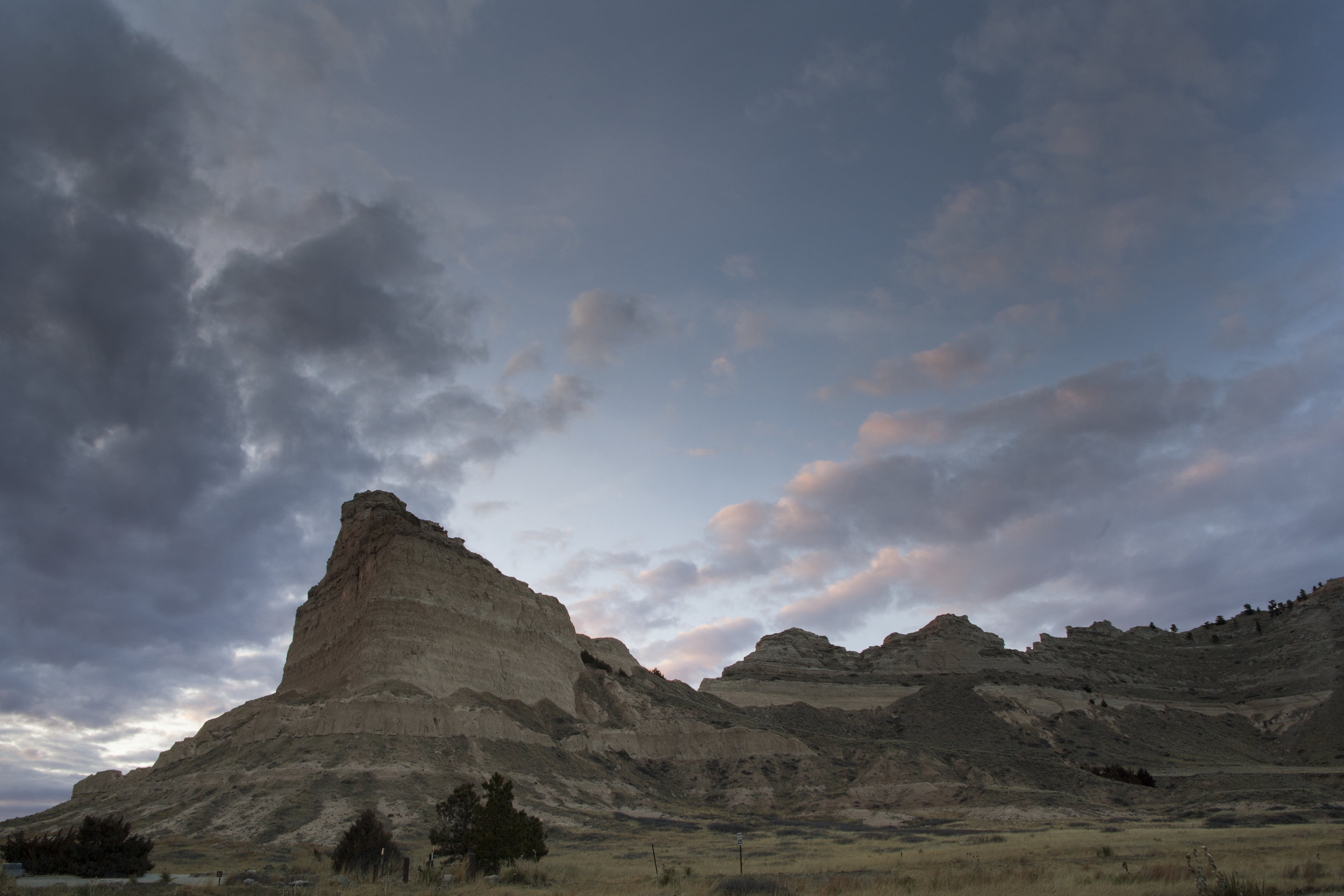 Scotts Bluff National Monument (Photo: Michael Catarineau)