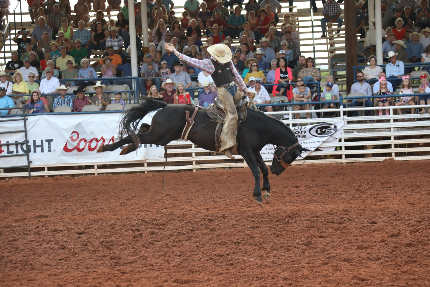 Photo: Texas Cowboy Rodeo