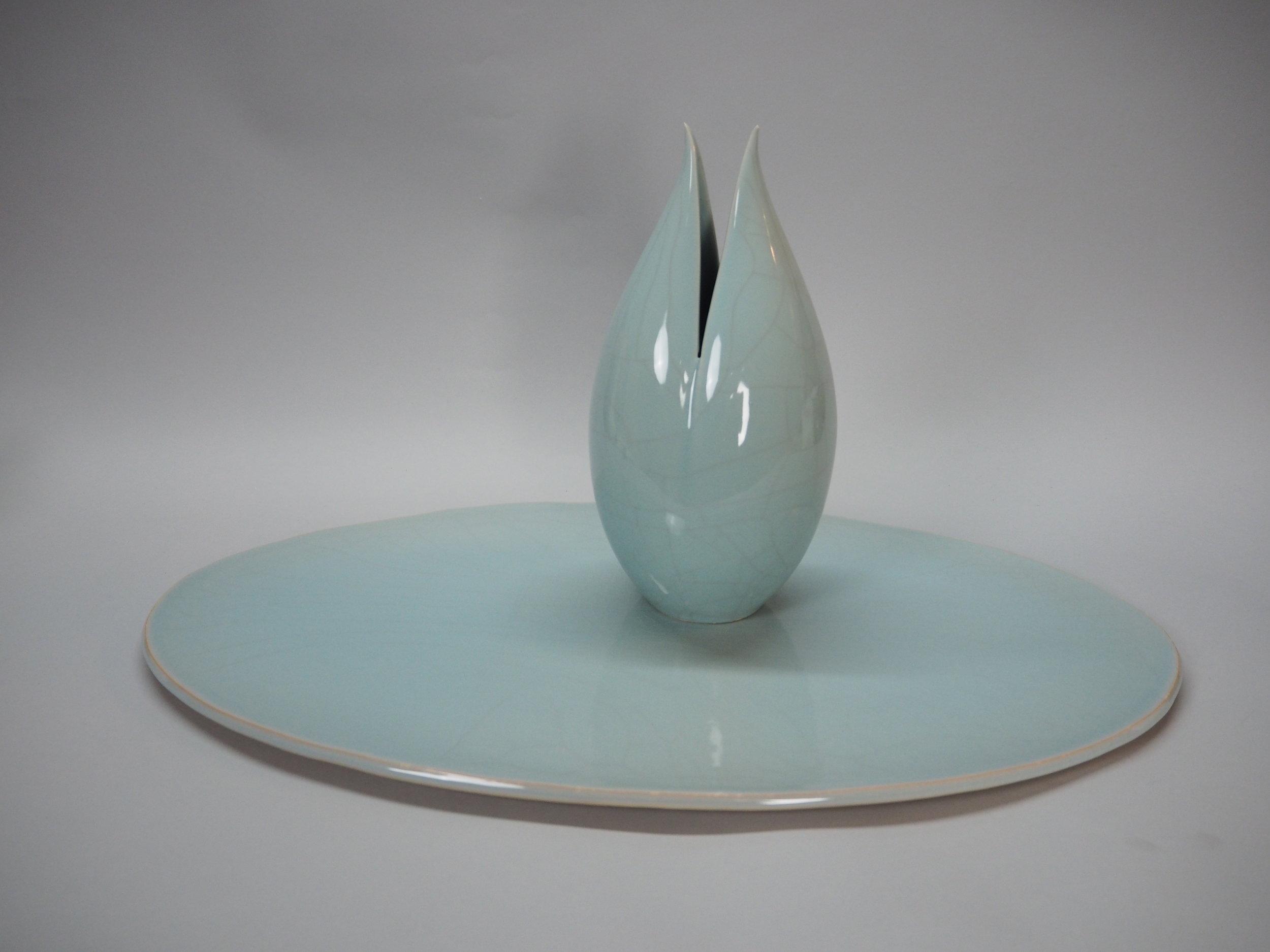 KAWASE Shinobu Incense burner.JPG