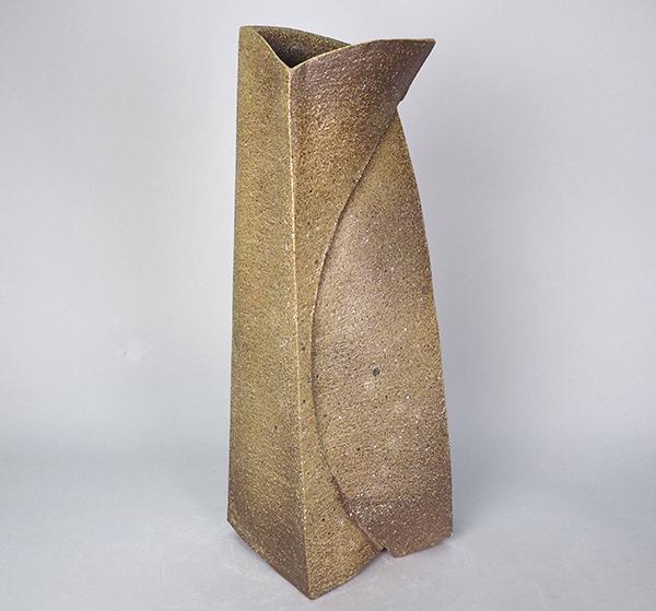 SHIMIZU Keiichi | Tamba Tall Vase