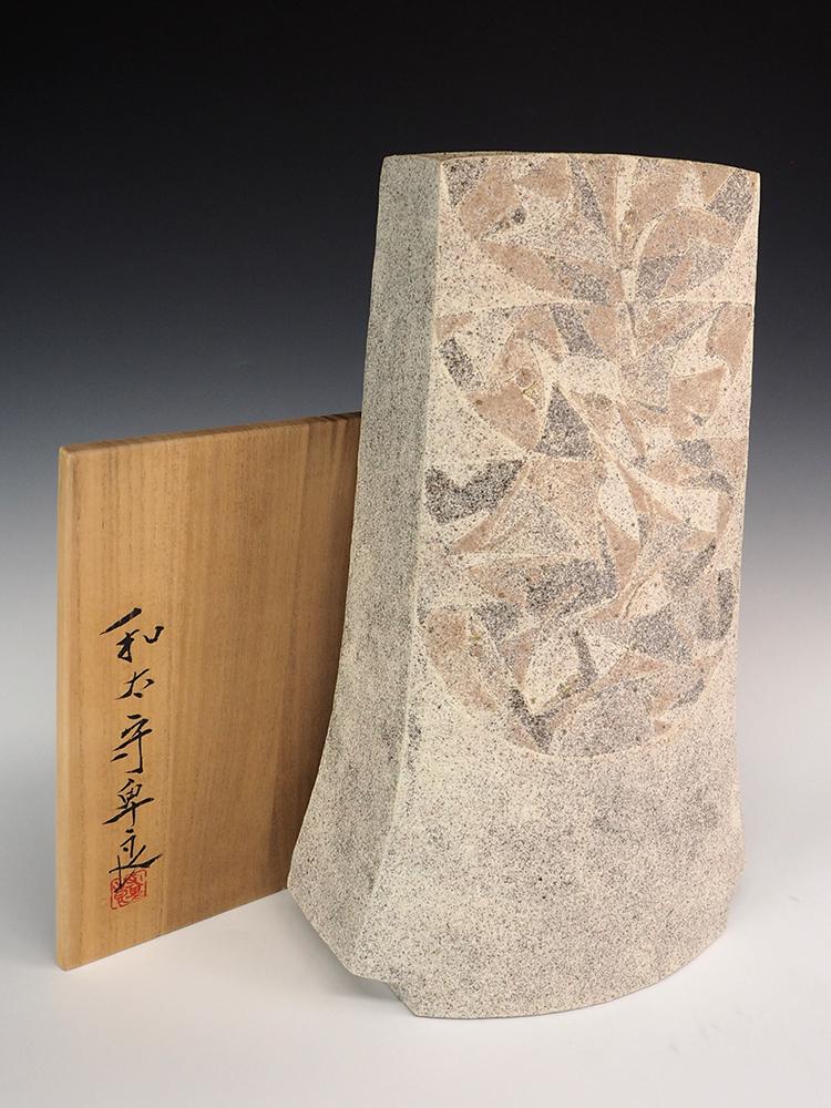 "WADA Morihiro Vessel ""Sajiki""6.jpg"