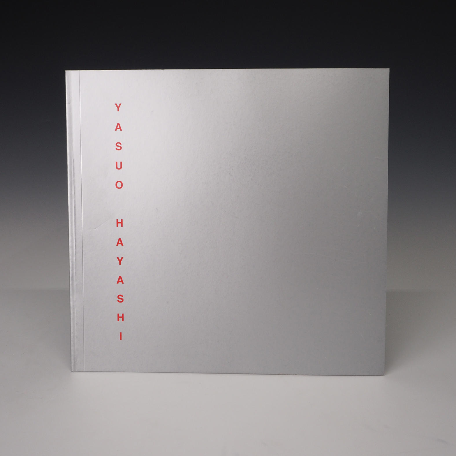 """Yasuo Hayashi    Gallery L, 1995, 8¼""""x 8 ¼"""""""