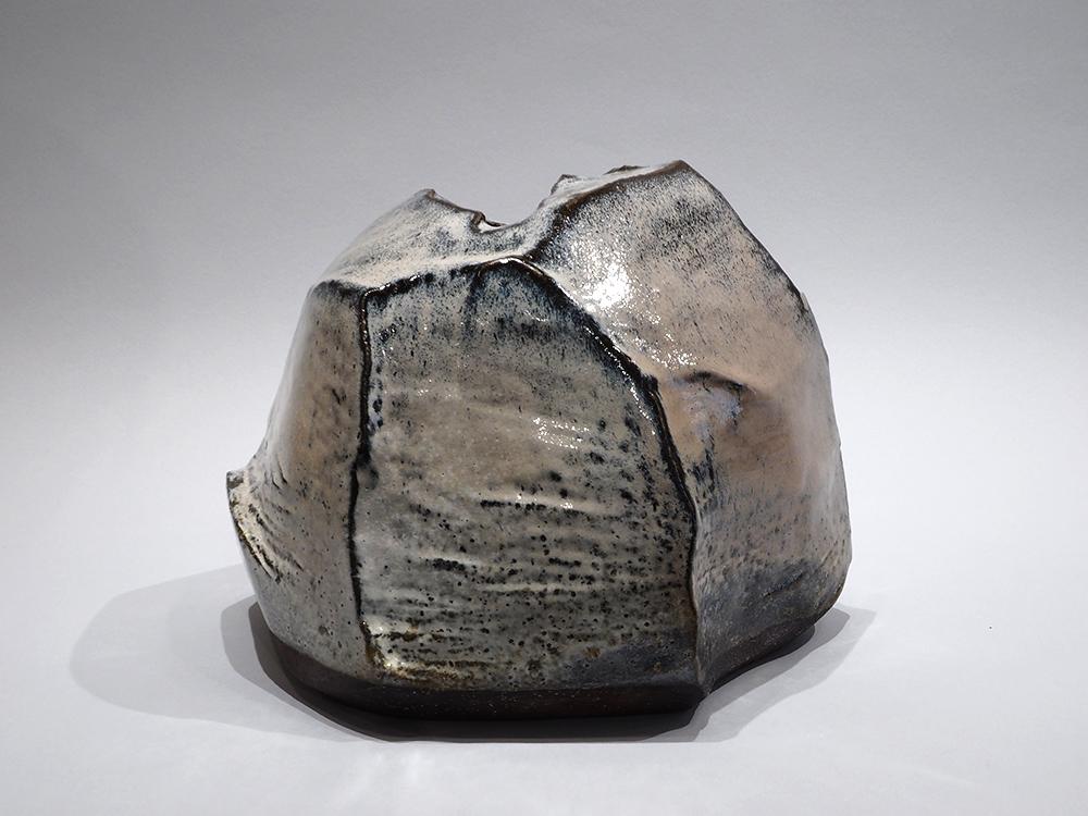 KANETA Masanao Hagi Ash glazed Vase 4.jpg