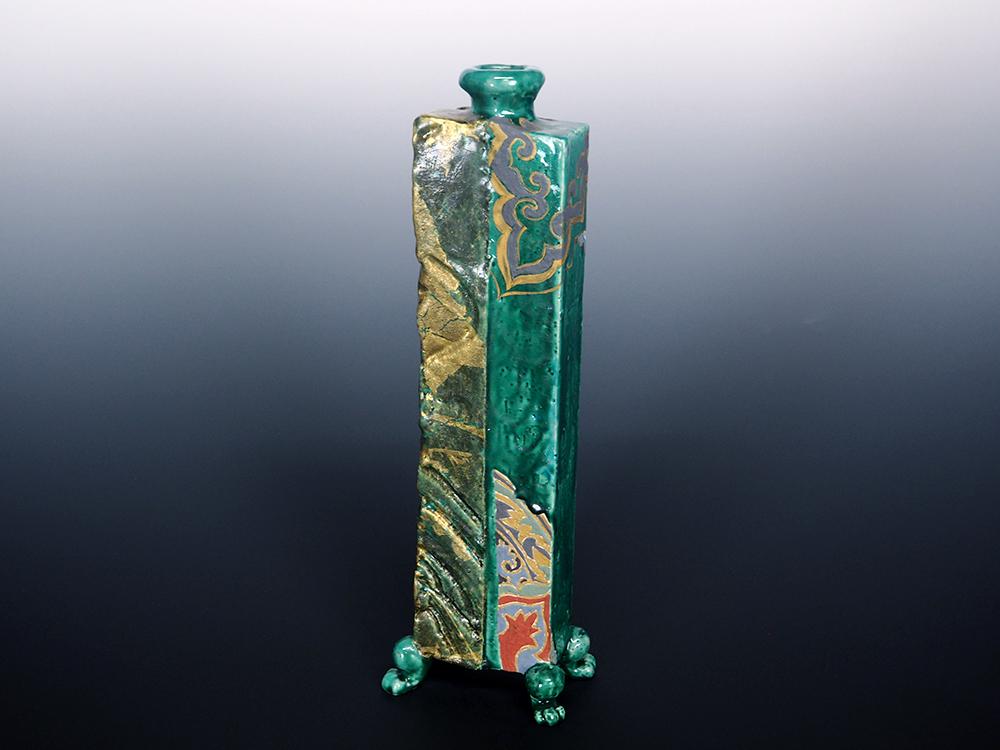 NAKAMURA Takuo Green Vase 2.jpg