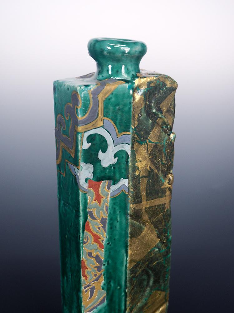 NAKAMURA Takuo Green Vase 3.jpg
