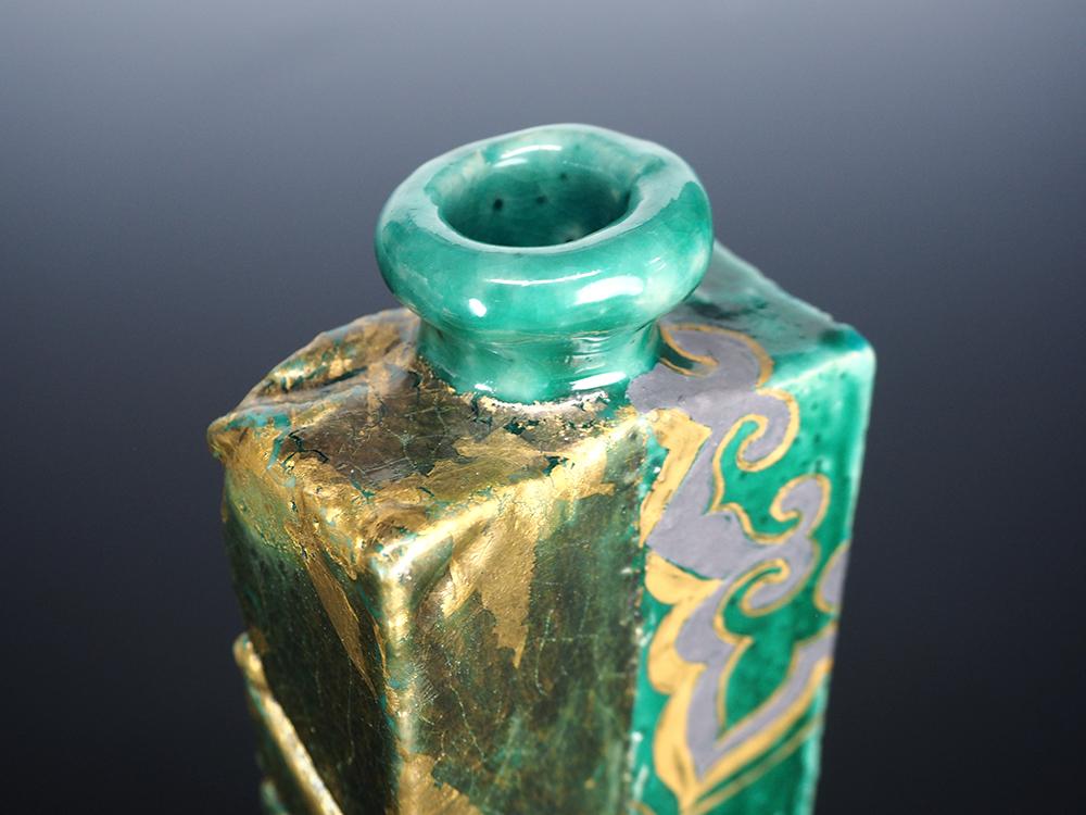 NAKAMURA Takuo Green Vase 5.jpg