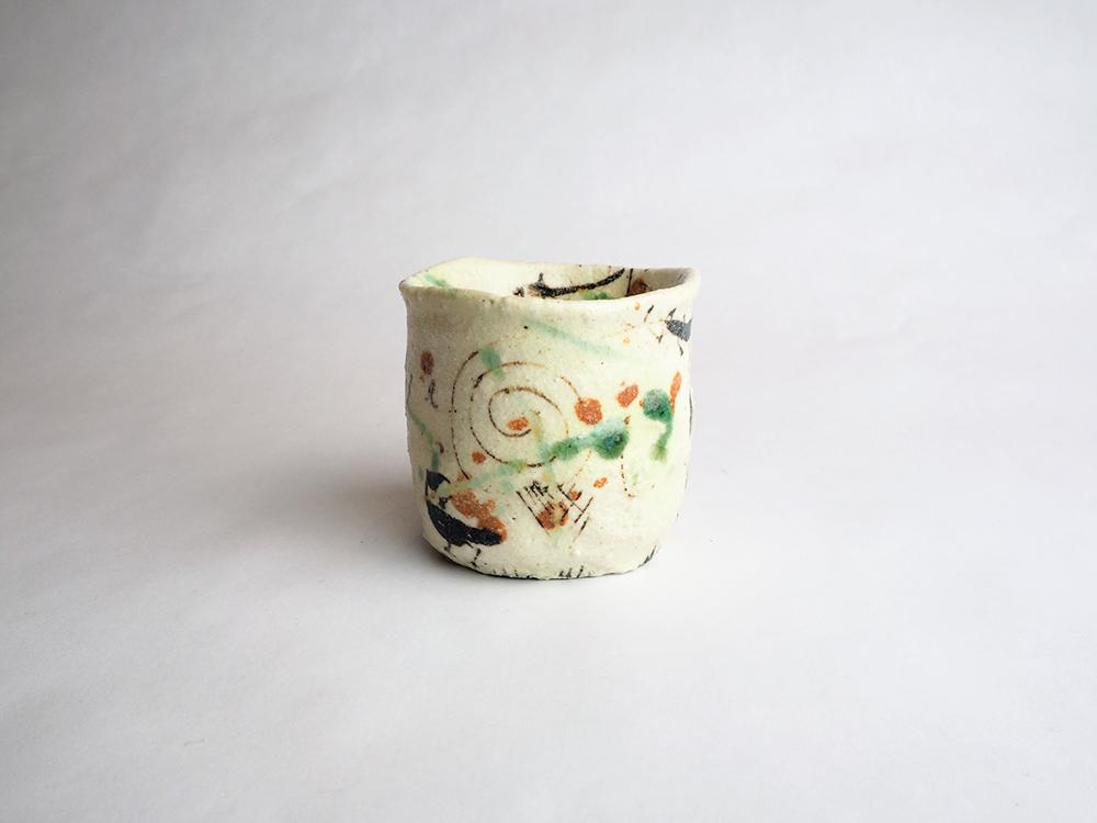 SUZUKI Goro Yashichida Sake Cup2-2.jpg