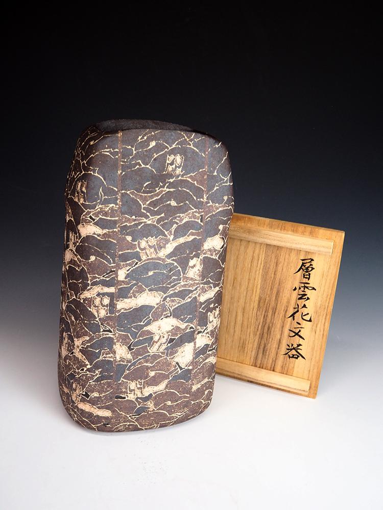 WADA Morihiro Vessel Ren-rai-mon-ki6.jpg