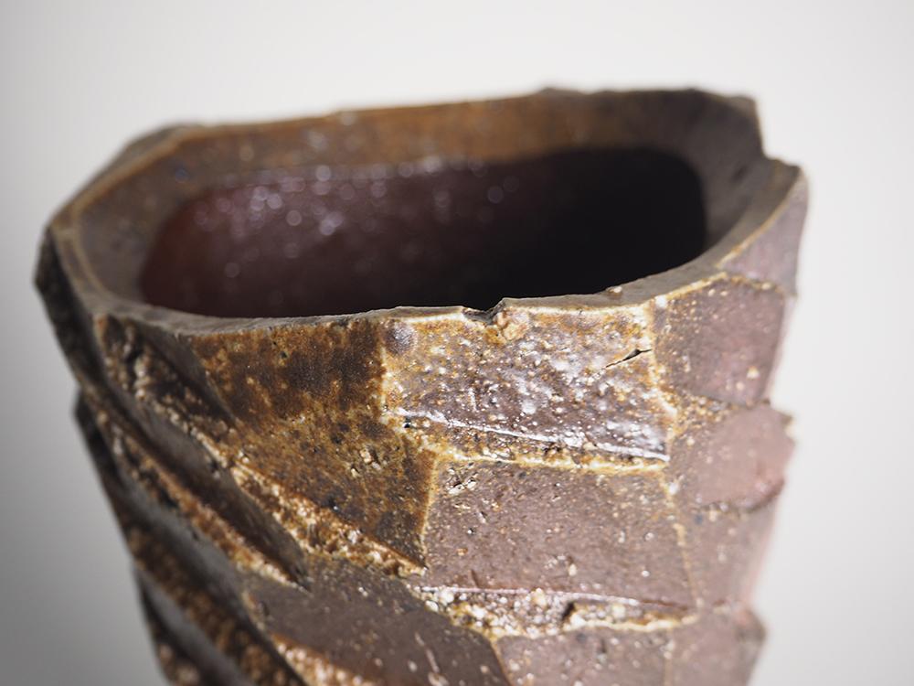 WAKIMOTO Hiroyuki Footed Vase4.jpg