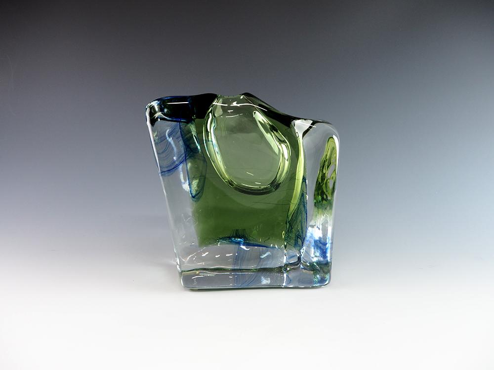 YONEHARA Shinji Glass Vase %22hyoukai%22 2.jpg