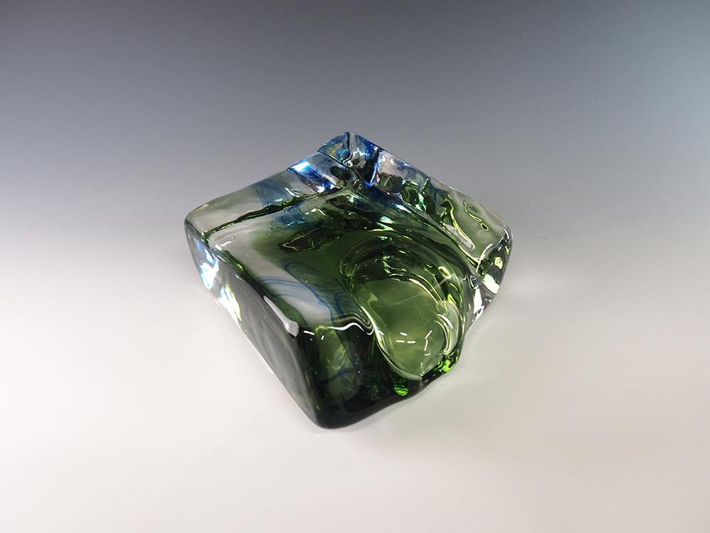 YONEHARA Shinji Glass Vase %22hyoukai%22 4.jpg