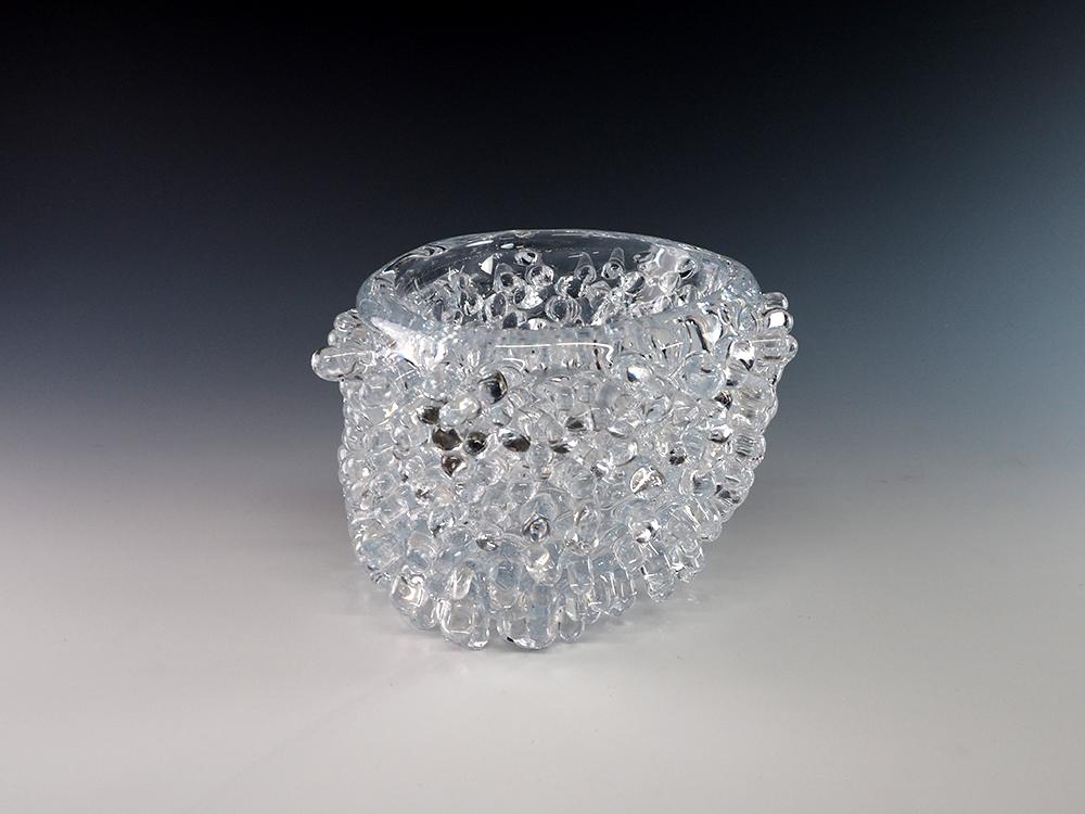 YONEHARA Shinji Glass Vase %22hikarinoutuwa%22 2.jpg