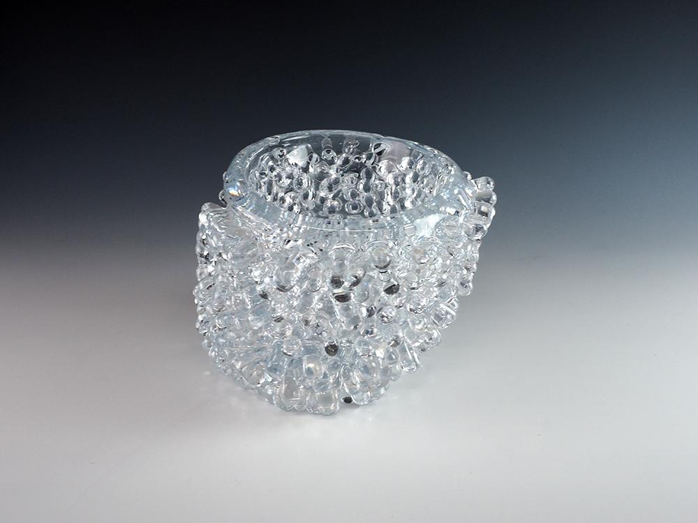 YONEHARA Shinji Glass Vase %22hikarinoutuwa%22 3.jpg