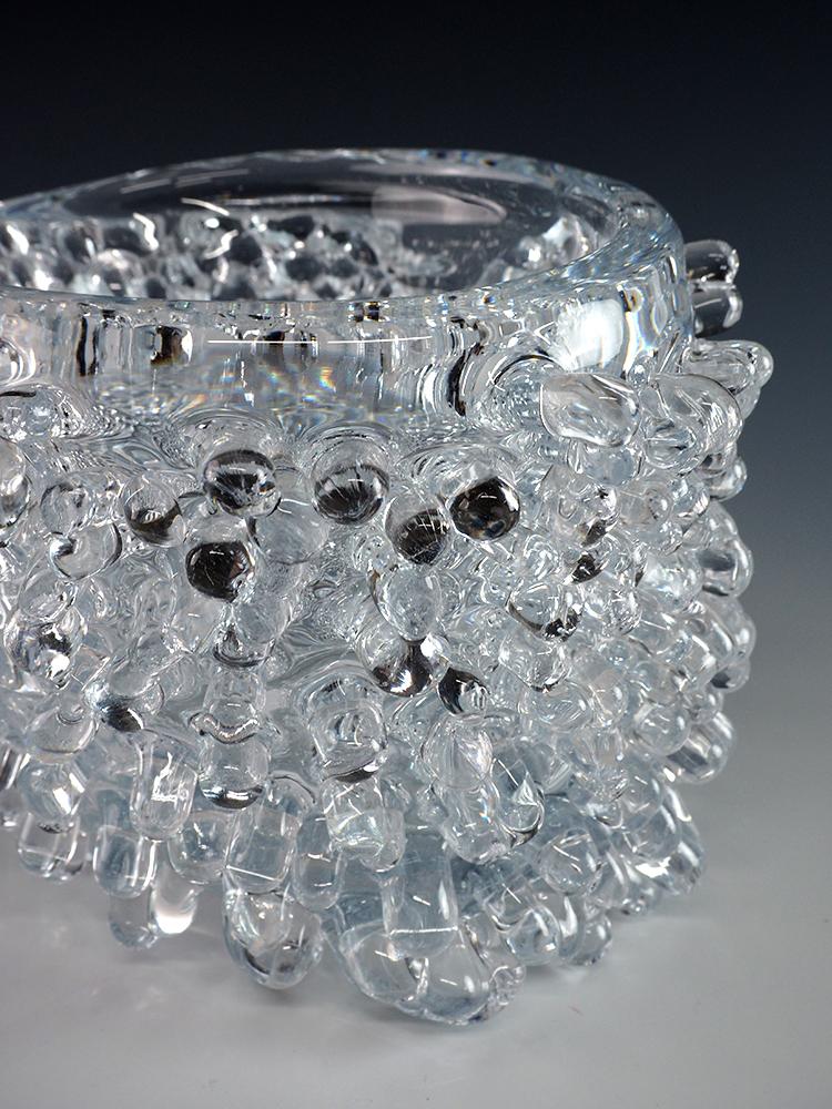 YONEHARA Shinji Glass Vase %22hikarinoutuwa%22 5.jpg