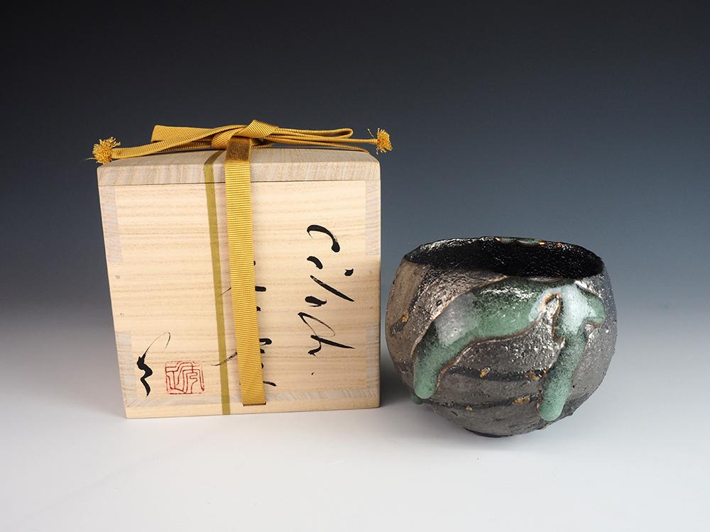 ICHIKAWA Toru Celadon No.3 Round 7.jpg