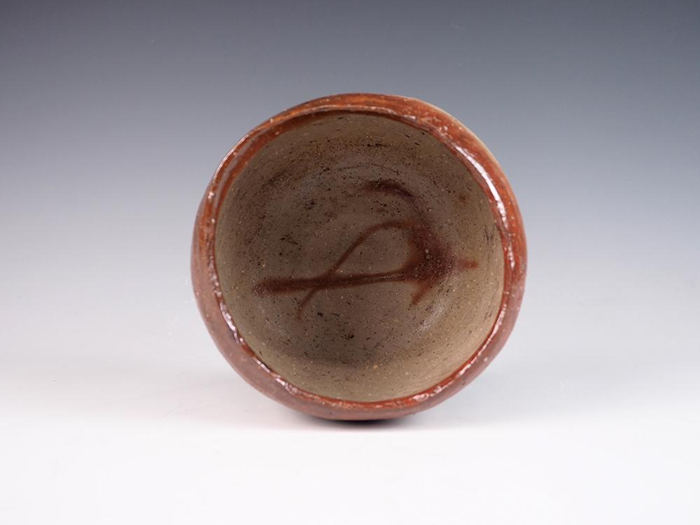YOKOYAMA Naoki Bizen Tea Bowl-6.jpg