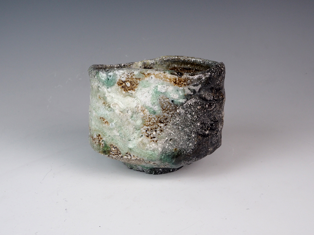 SAWA Katsunori Shigaraki Tea Bowl-5.jpg