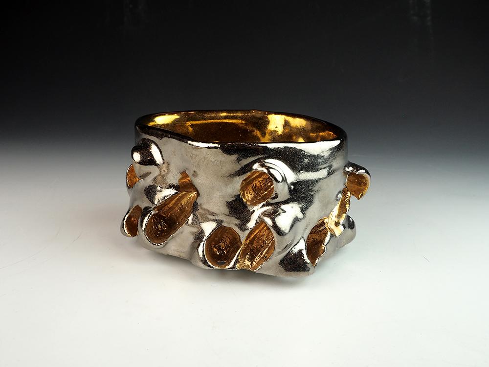 ISHIYAMA Tetsuya-gold dimple bowl-2.jpg