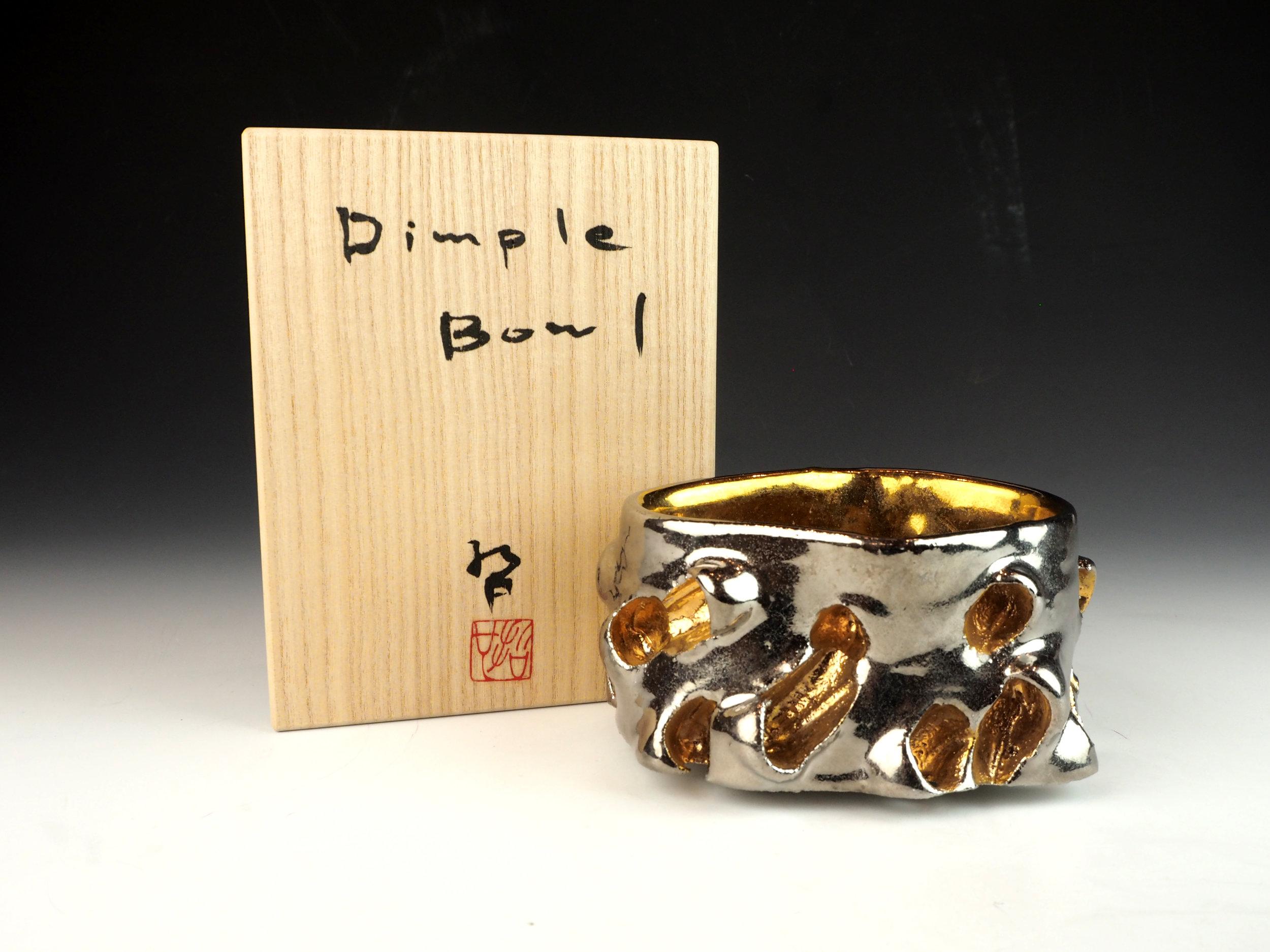 ISHIYAMA Tetsuya-gold dimple bowl-1.jpg