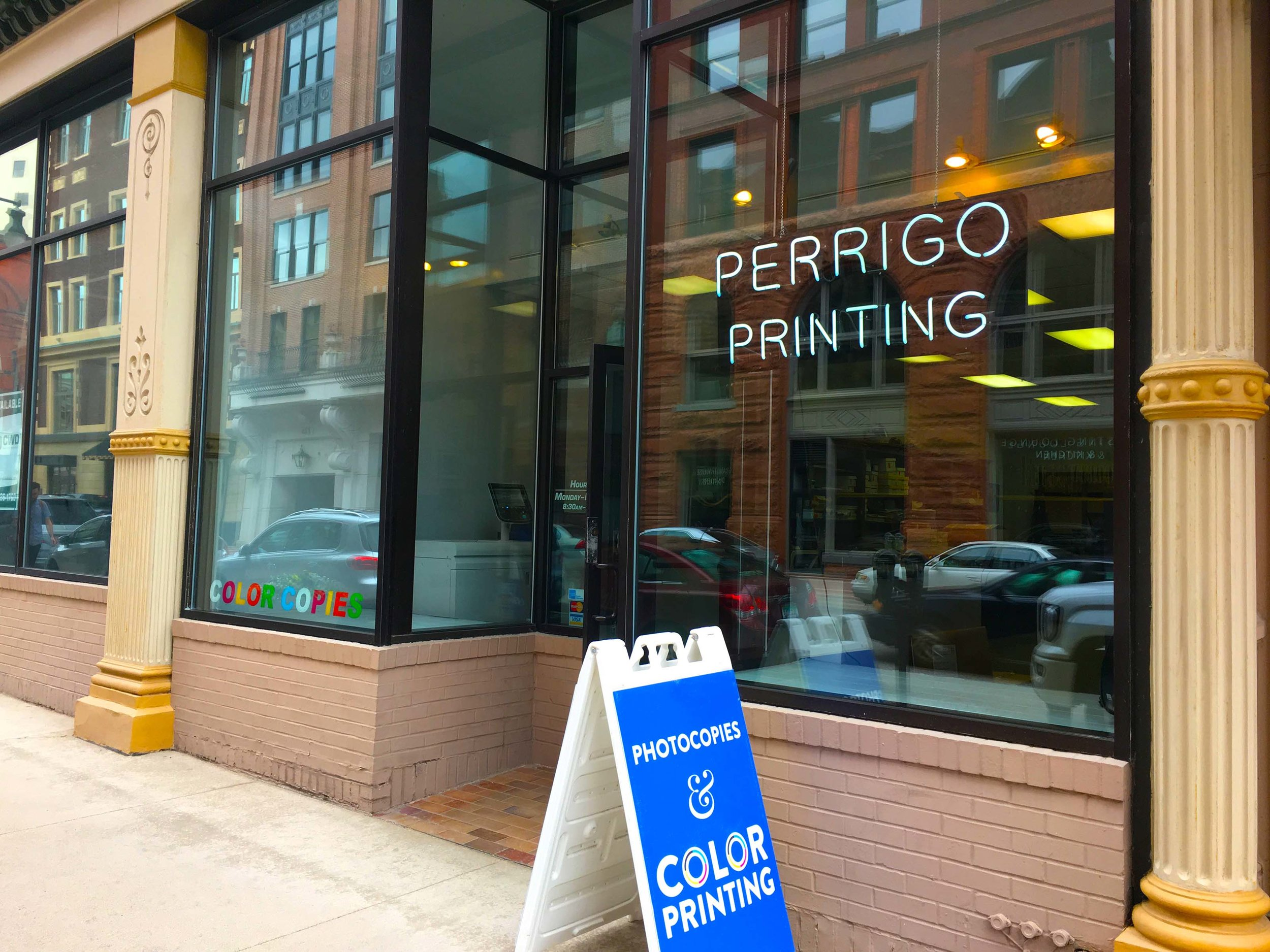 Print Ready? We Are. - 8:30am–5pmMonday-Friday