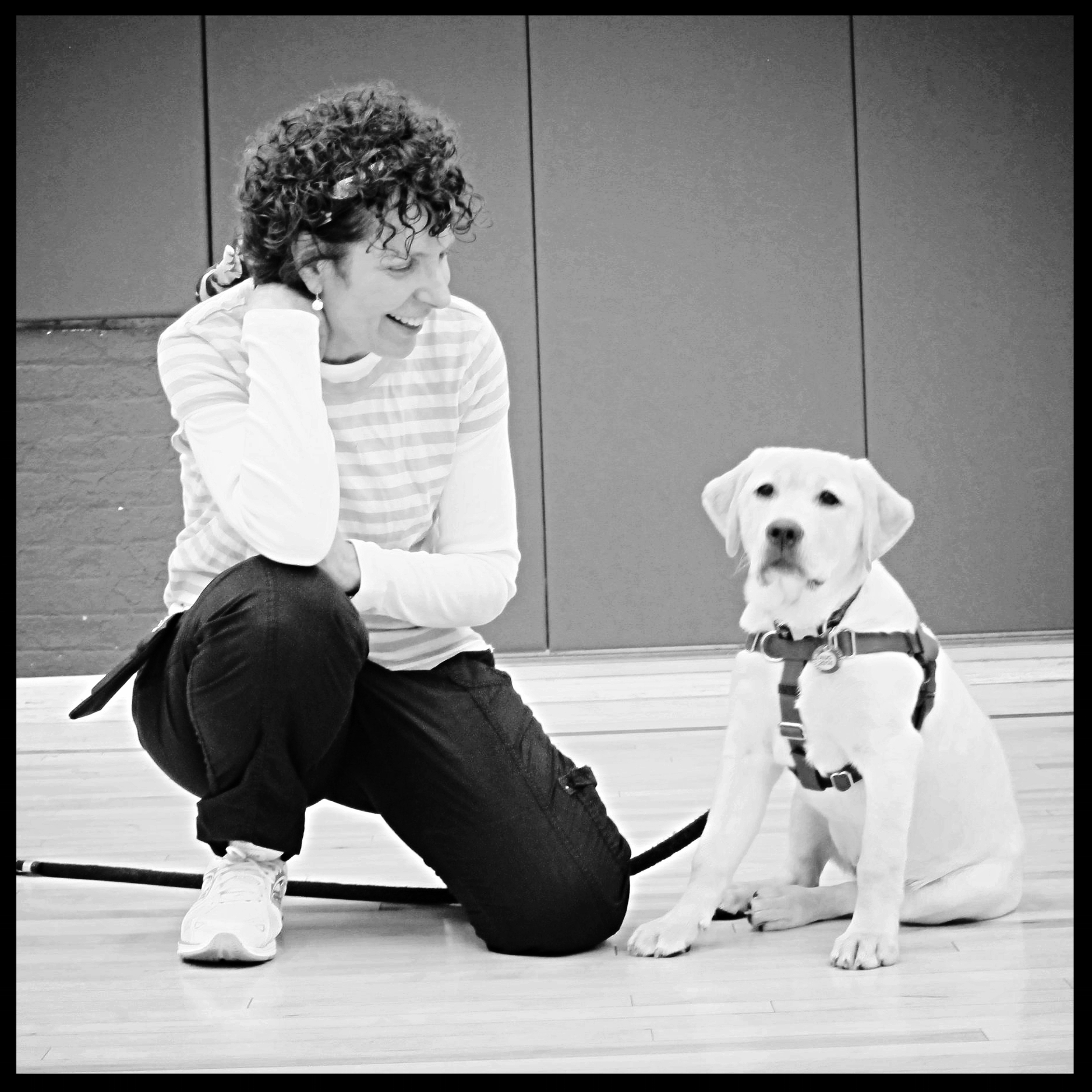 Phyllis Couvares NYC dog trainer