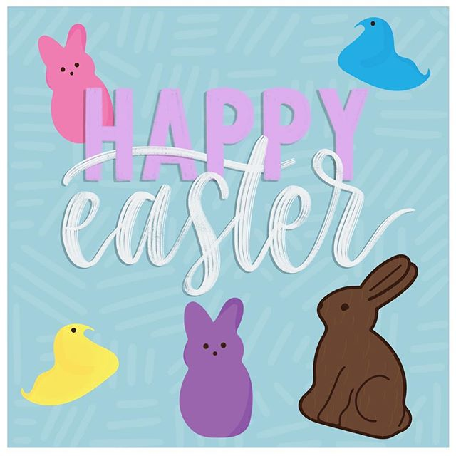 Bringing back my Easter vectors from last year!! Happy Easter my peeps🐰🐥🥚🌷 • • • • • #procreateartist #procreatedesign #ipadlettering #letteringcommunity #letteringco #letteringartist #letteringleague #letteringdaily #goodtype #typematters #typegang #womenofillustration #typetopia #strengthinletters #thedailytype #customhandlettering #motivationnation #letteringchallenge #letteringleague #calligrafriends #typism #letterbuilder #drunkonlettering #createdtoday #showusyourtype #typeeverything #handdrawntype #communityovercompetition #typematters @showusyourtype @50wordsonlettering @letteringleague