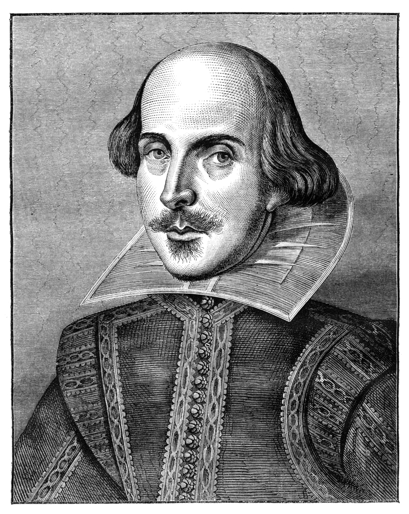Did Shakespeare add over 2000 words to the English language?