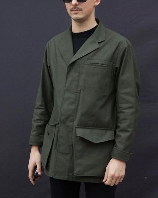 Team your green Archis up with a military style jacket. Our shoes will suit a casual or a dress style @antonym.au