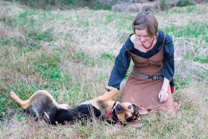 Potty Training for new dog in Sebastapol