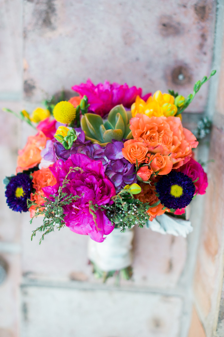 Mexican Inspired Wedding - McNay ARt MuSEUM