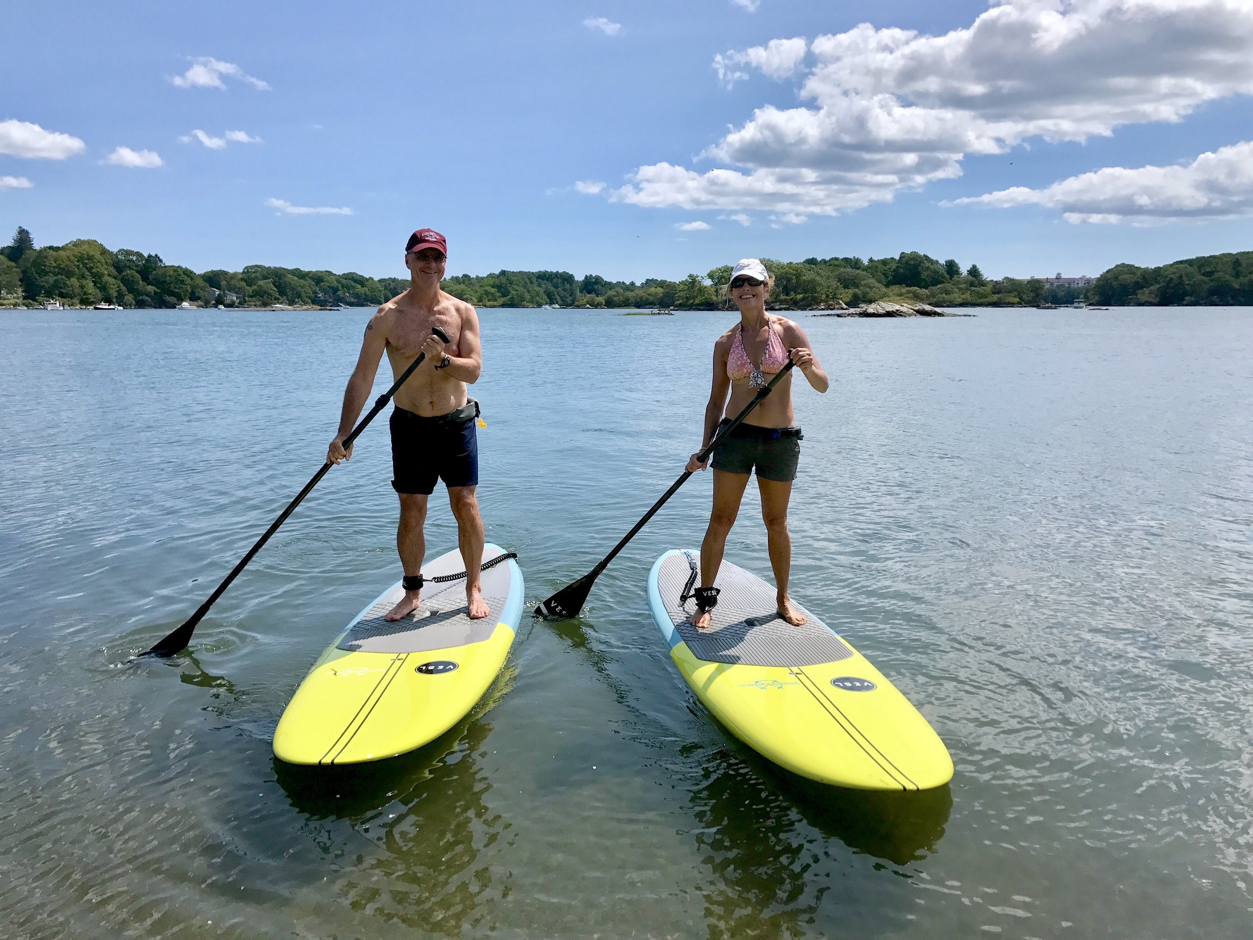 Private Paddle Boarding