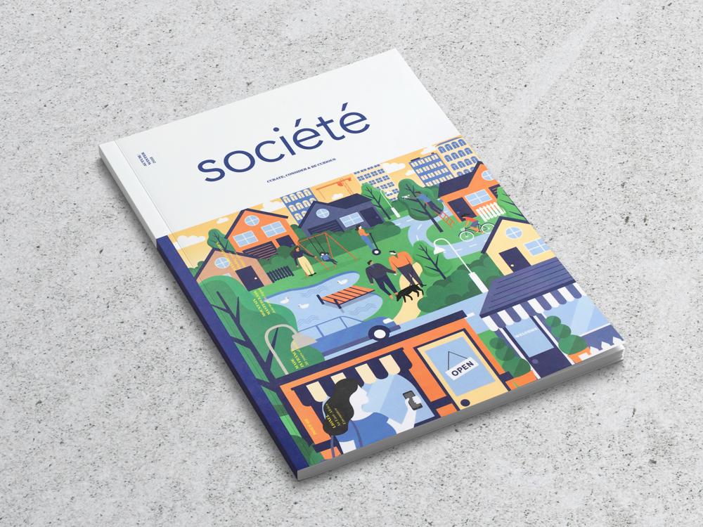 Societe Magazine