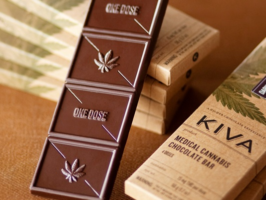 KIVA CONFECTIONS - CRAFTED IN CALIFORNIA