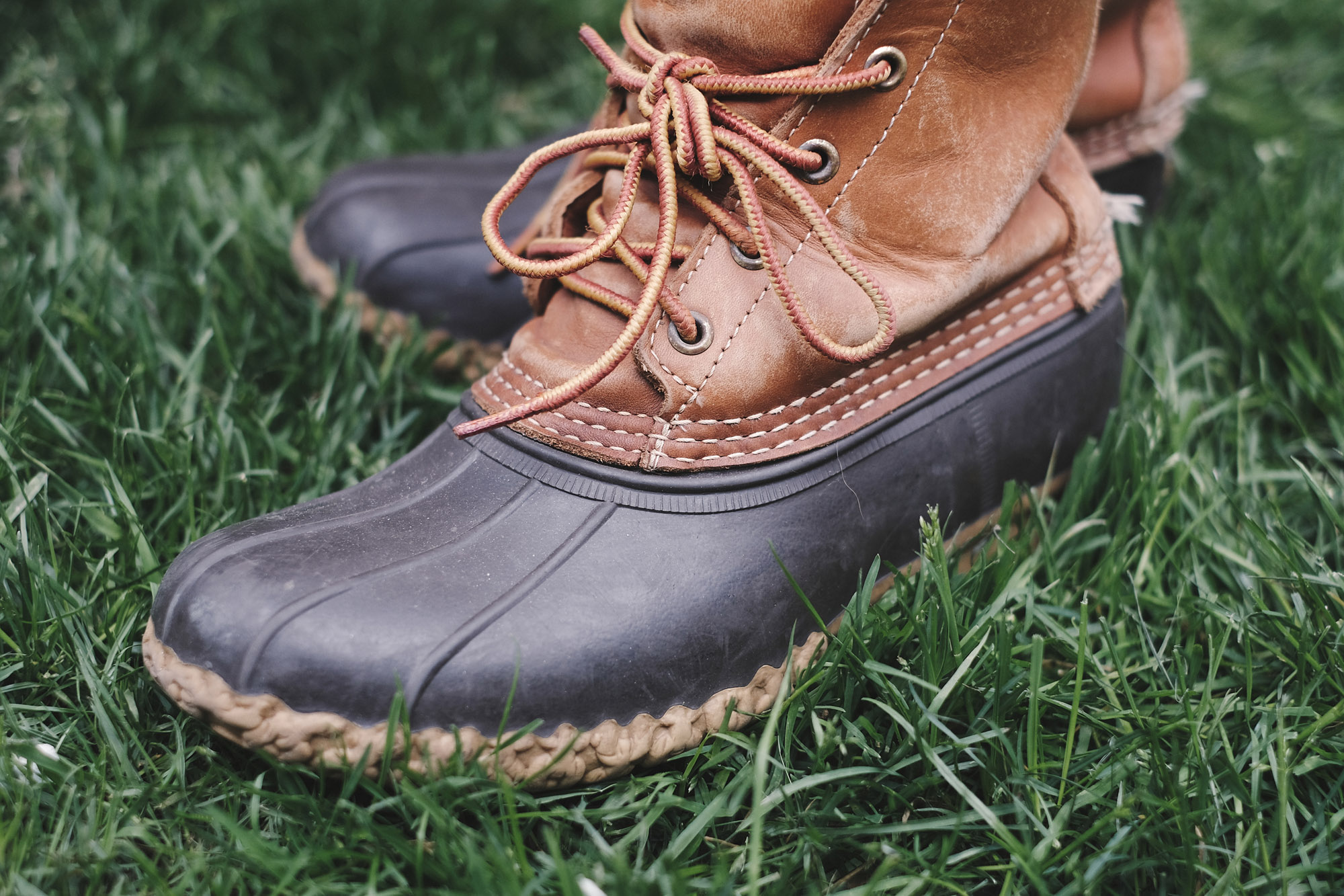 Of course, bring your Bean boots.