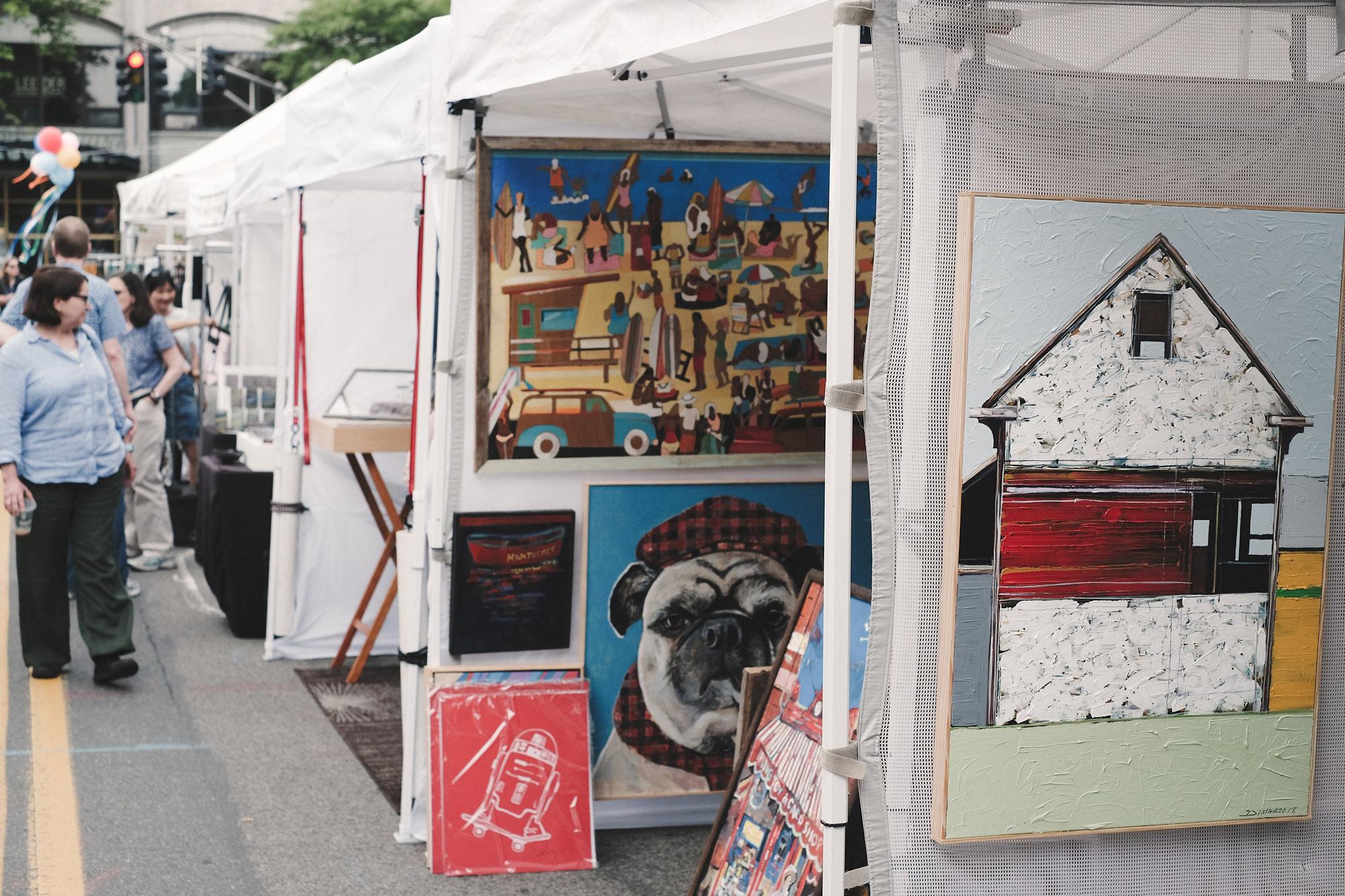 Dean Dimarzo Gallery  &  Danny O Studio