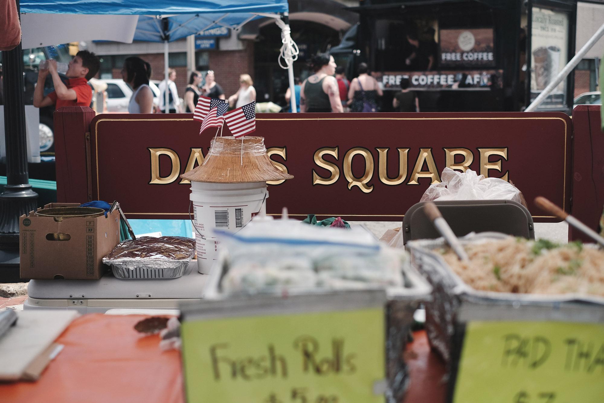 Art Beat takes over Davis Square.