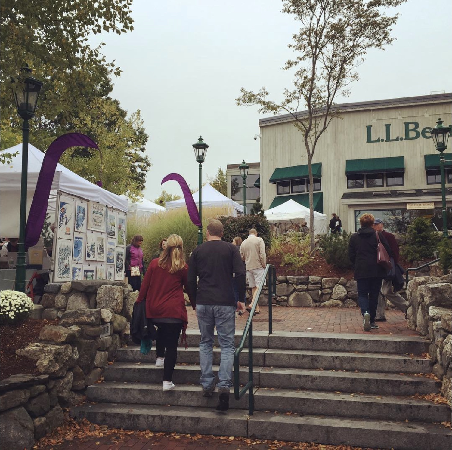 Freeport Fall Festival, Freeport, Maine