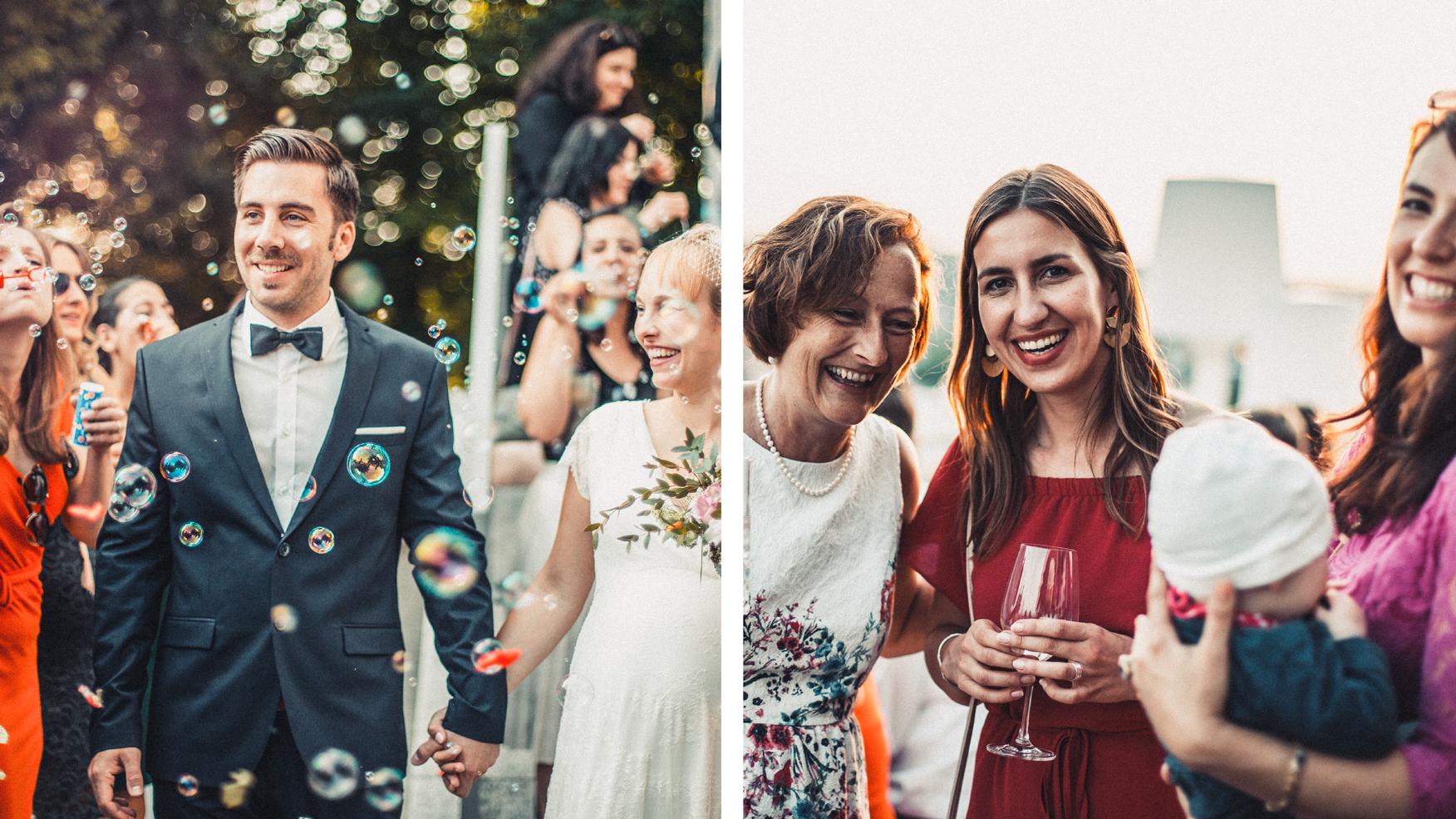 AUFREGEND - Und wie Aufregend eine Hochzeit ist!Man verspricht sich einander für immer und das sowohl in guten als auch in schlechten Zeiten.
