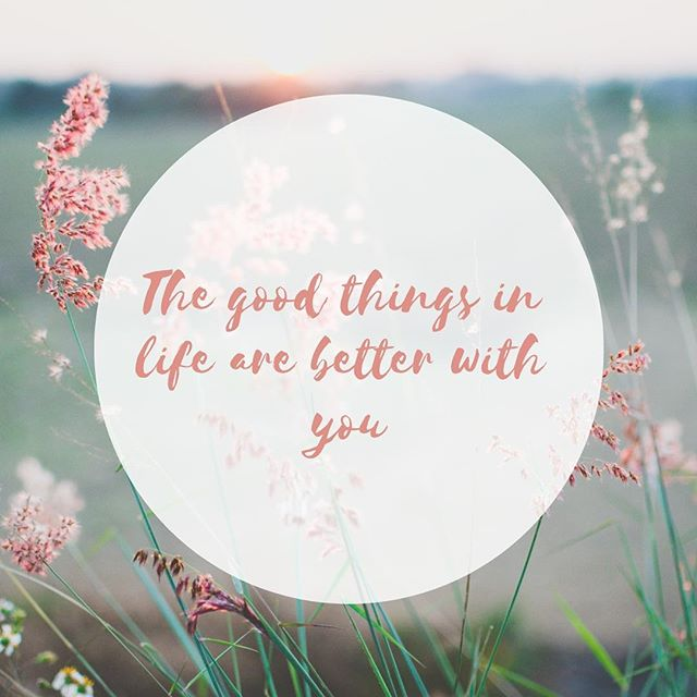 The good things in life are better with...! Tag the person who comes to mind for you in the comments ☺️ #mmcelebrant #thegoodthingsinlife #love #lovefeels #tagtheoneyoulove #lovetrain #melbournewedding #melbournecelebrant #wedding2019 #wedding2020 #lovequotes #loveislove