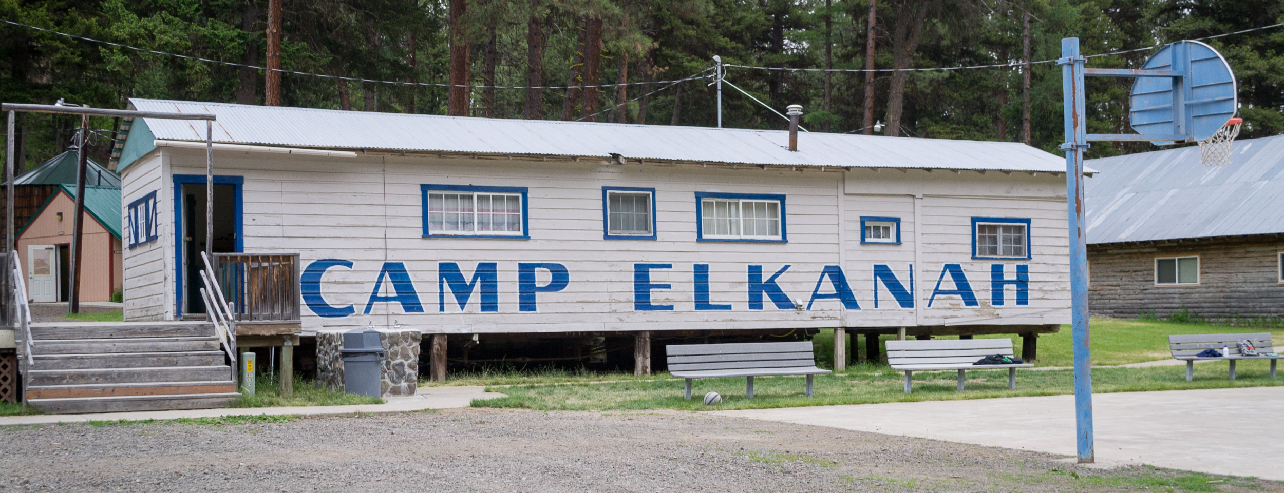 Camp Elkanah - Gospel-Centered Camping