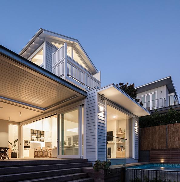 Randwick City Architecture and Urban Design Awards - Winner Beach House Clovelly