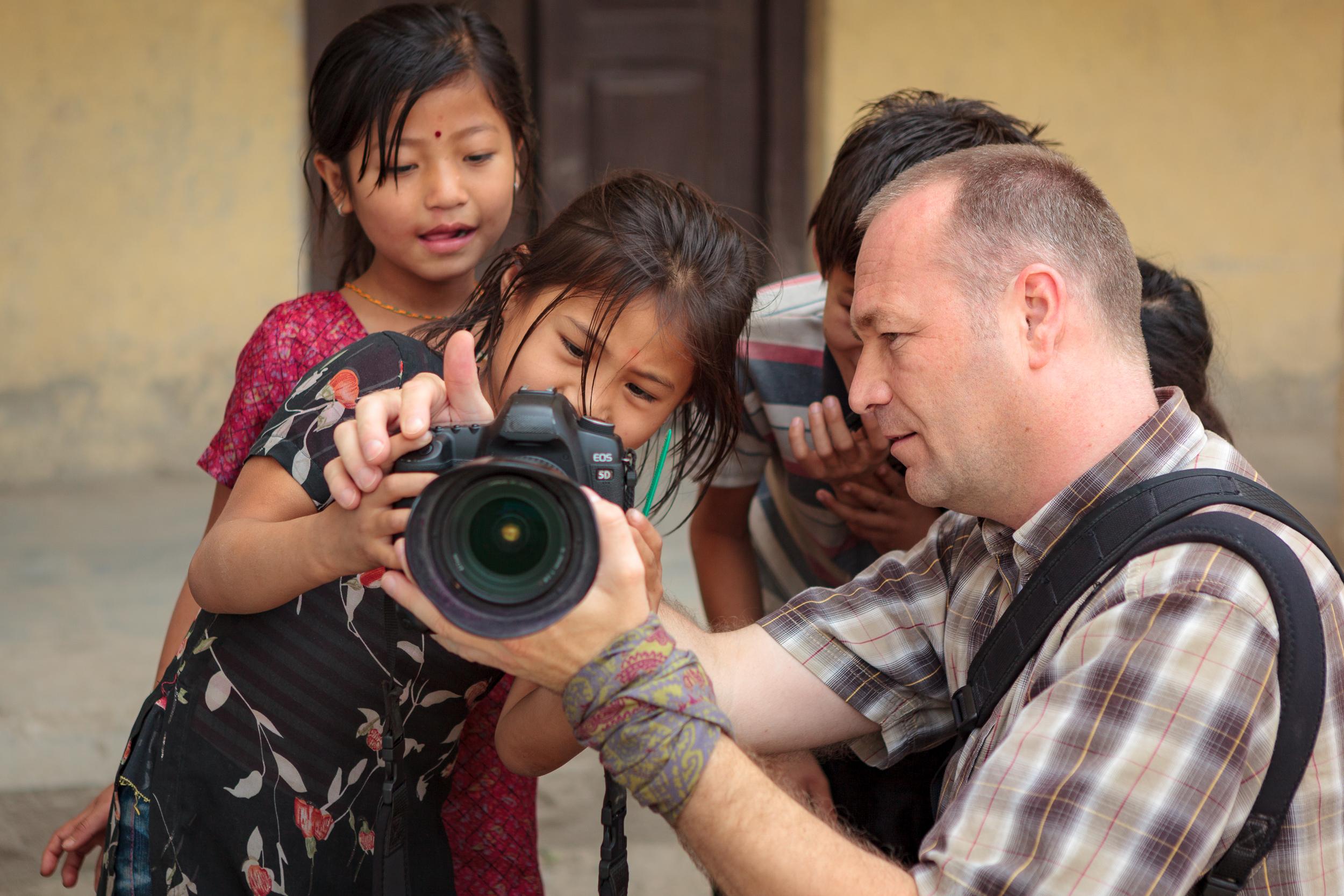 Participatory Photo Project, Nepal