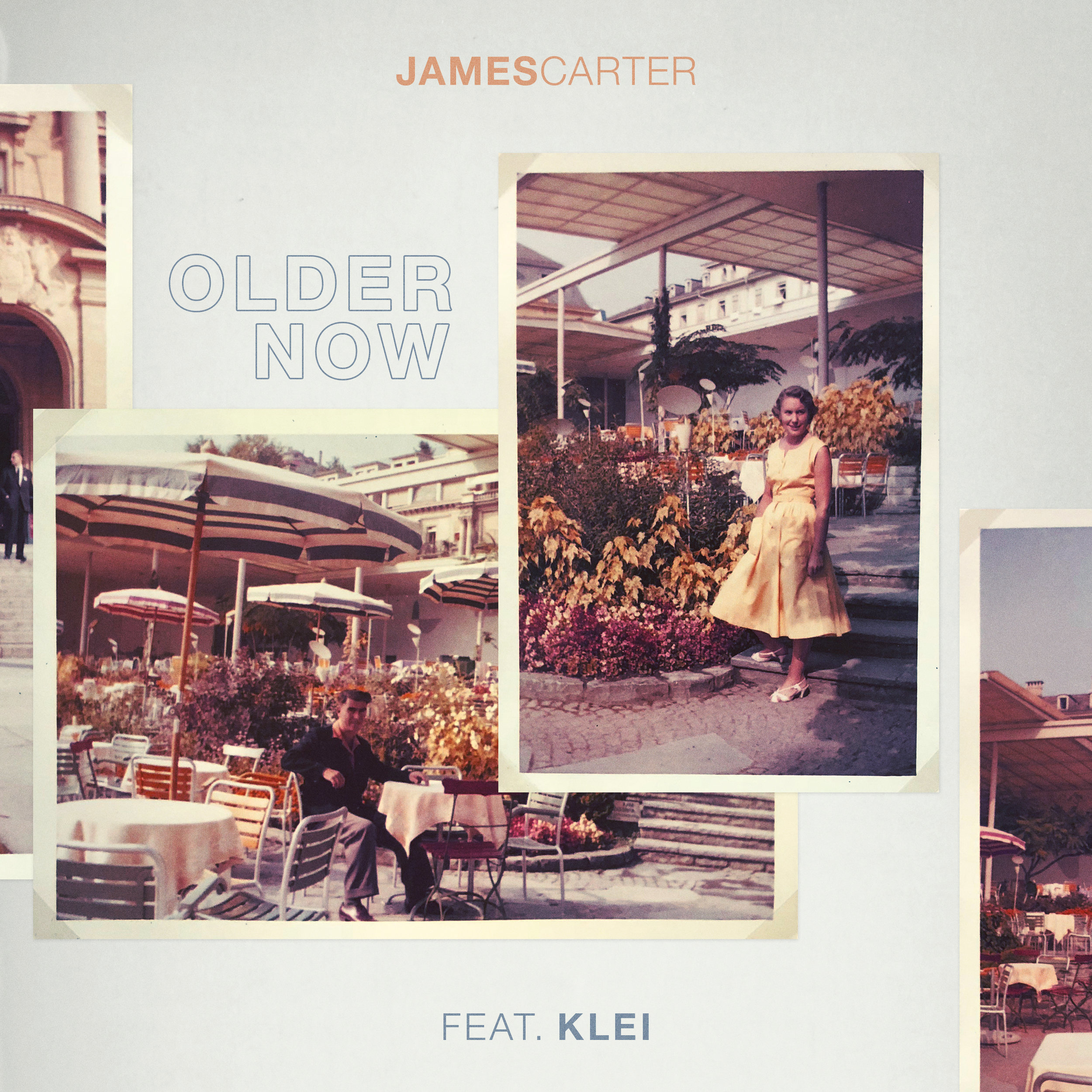 James Carter - Older Now (feat. klei)