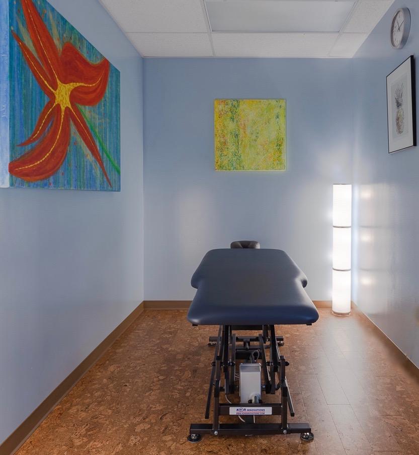 Rob's Treatment Room
