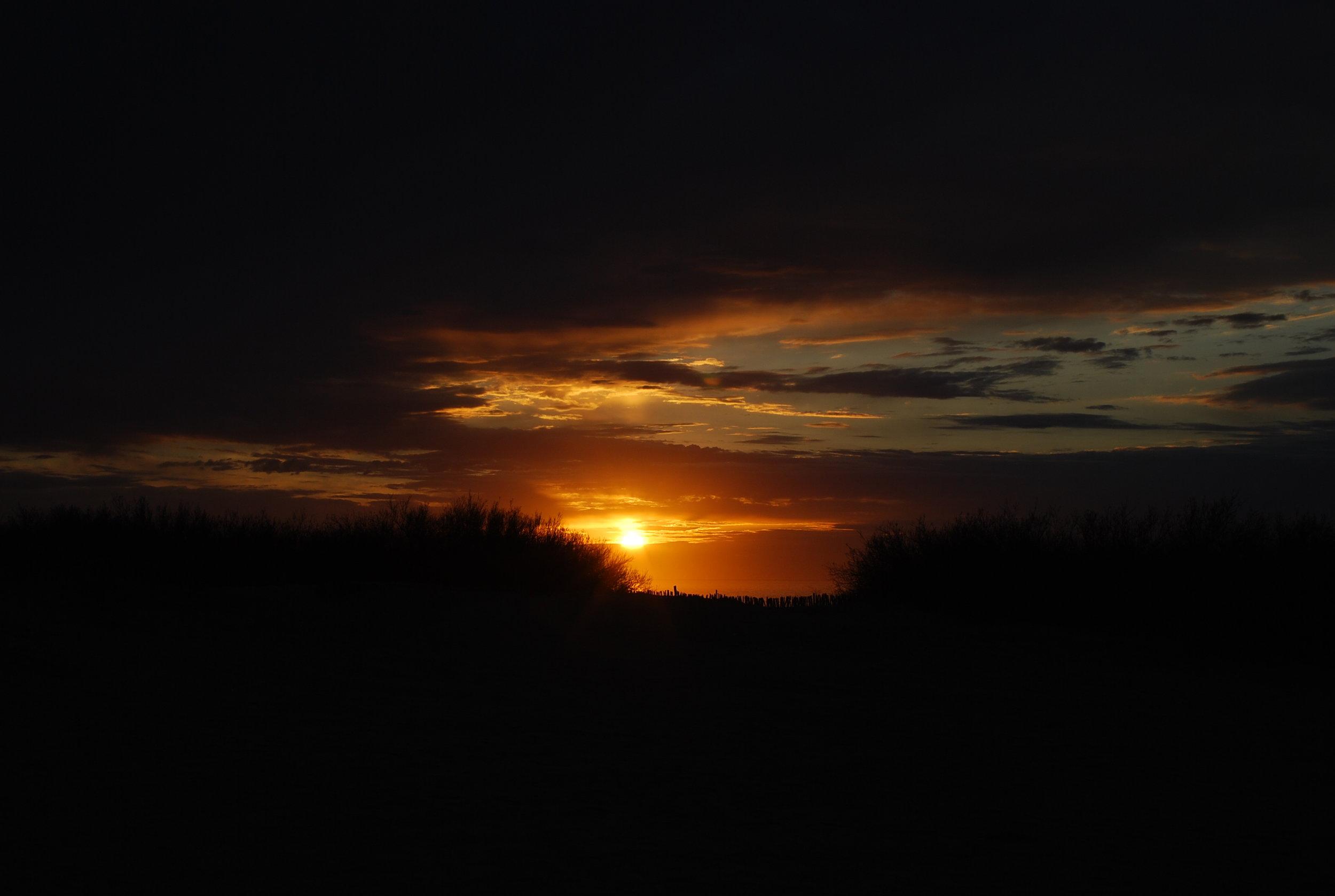 Cariló Sunset.