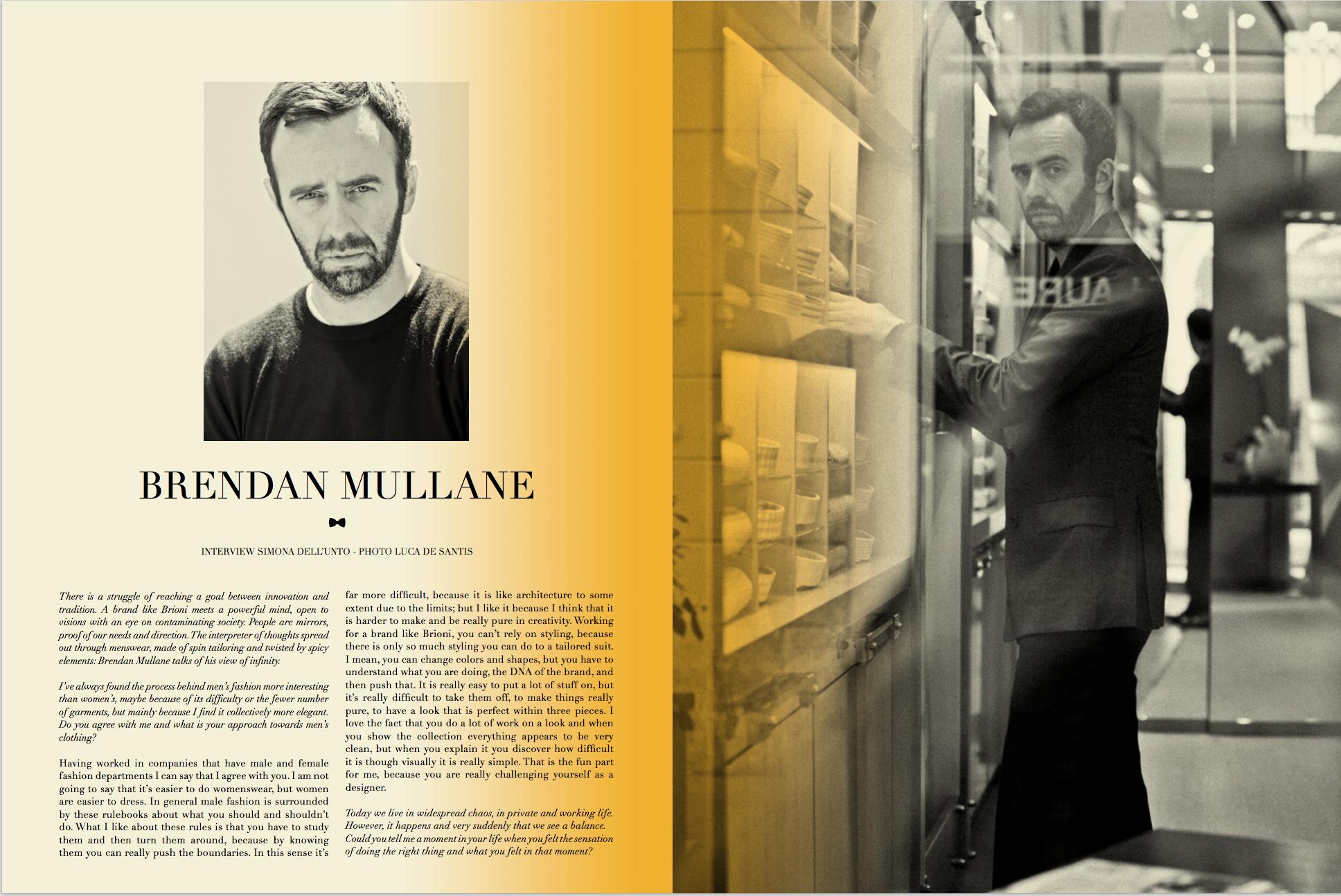 Brendan Mullane