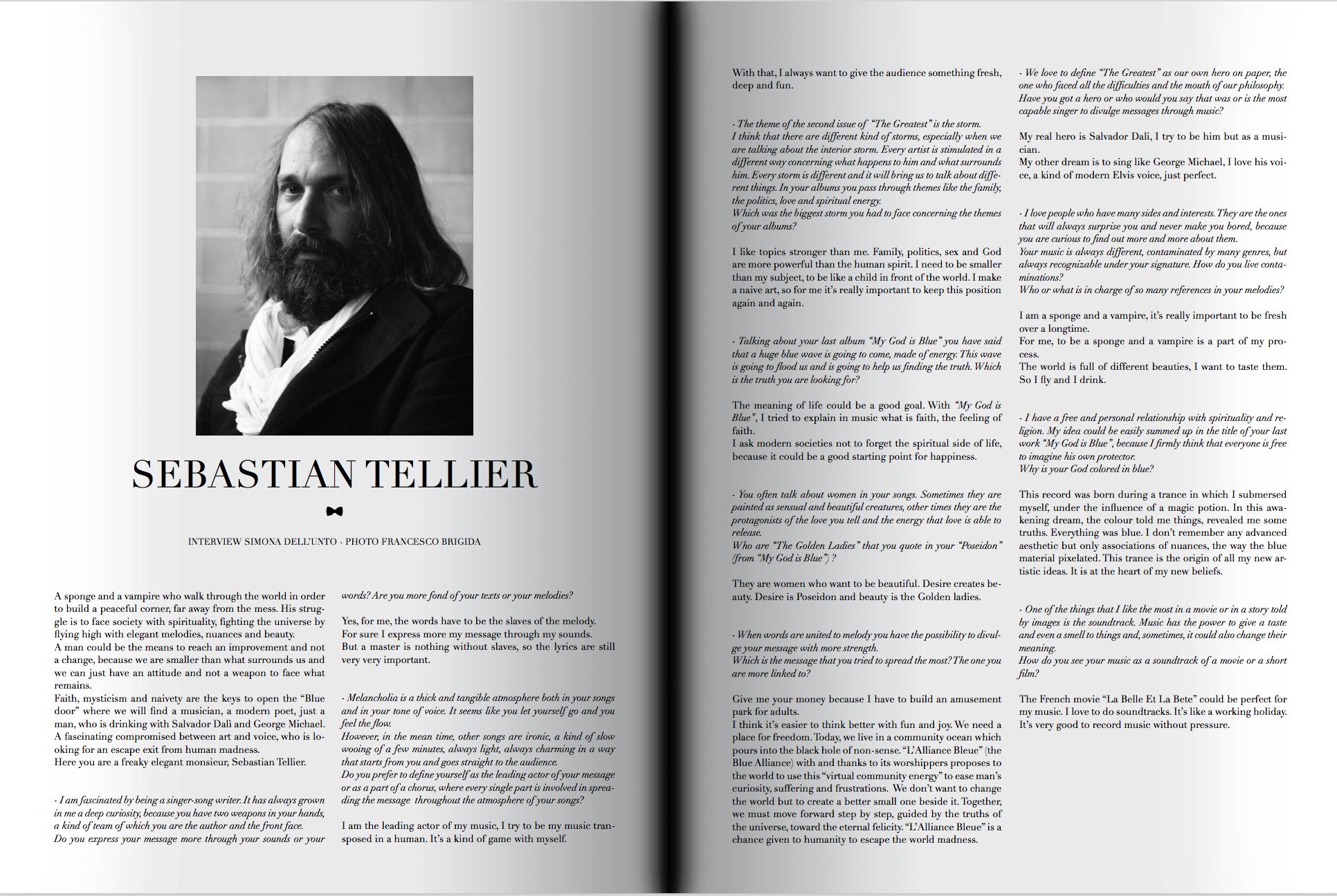Sebastian Tellier